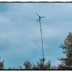 Windmill-frame