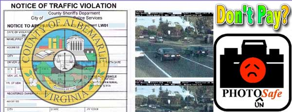 Ignoring Is Bliss: Why Virginians Can Safely Discard Red Light Camera  Tickets