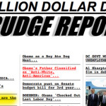 "Big time: Schilling Show ""We Are The World"" exclusive makes Drudge Report"
