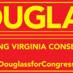 Going postal: Democrat John Douglass caught on tape physically striking young conservative