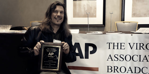 Schilling Show wins Associated Press award
