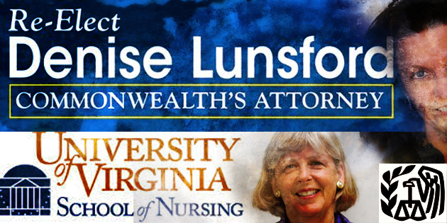 Serpentine: University of Virginia hosts Lunsford campaign event