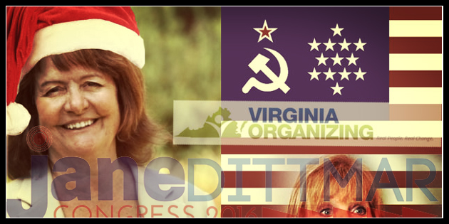 Predictable: Merry Marxist Jane Dittmar announces Congressional run
