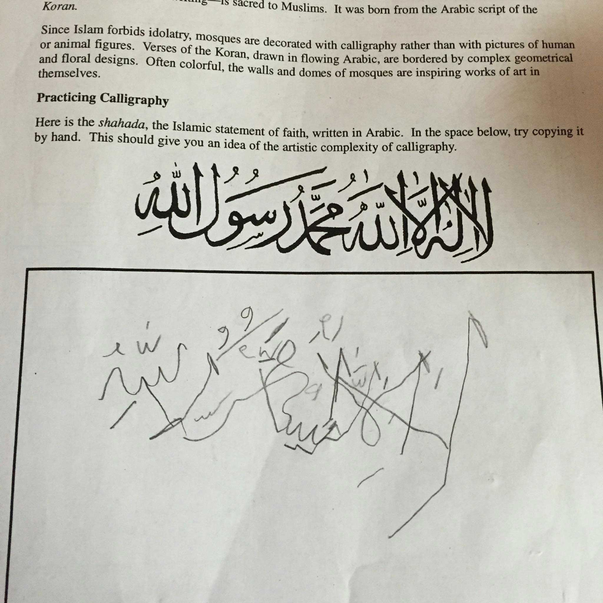 laporte muslim This is an opportunity to pray for all muslims  and mrs laporte is a wonderful teacher  subscribe to the vice news daily newsletter .