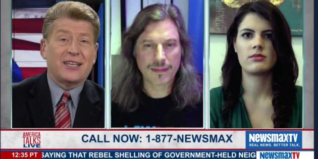 Rob Schilling goes nationwide on NewsmaxTV
