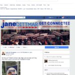 Silent running: Dittmar shuts down Facebook page