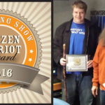 Schilling Show Bestows 4th Annual Citizen Patriot Award