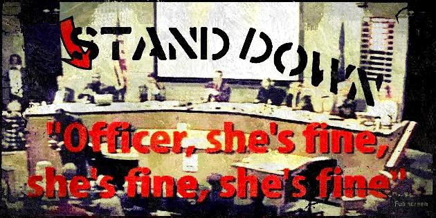 Stand down: Bellamy, Signer humiliate, undermine Charlottesville cop