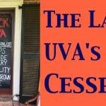 UVA Cesspool Header