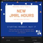 JMRL Masks